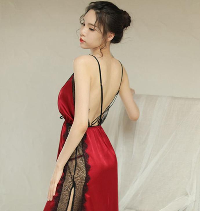 Đầm Ngủ Nữ Gợi Cảm MS1132