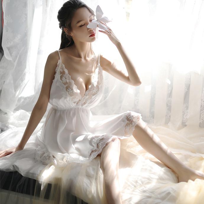 Đầm ngủ Sexy Cao Cấp MS1303