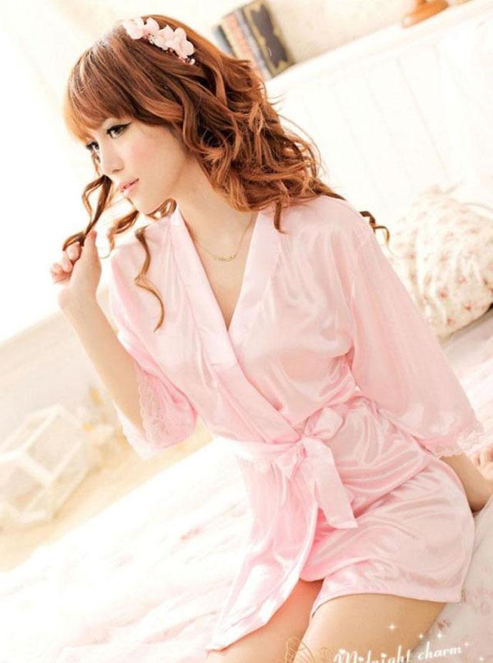 Đầm Ngủ Tay Lững MS39