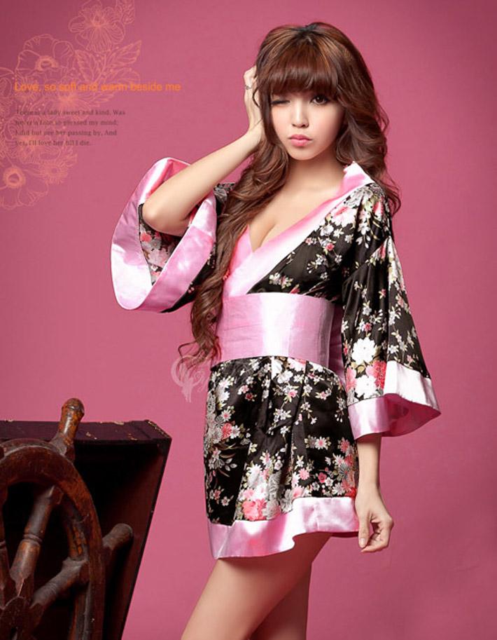 Đầm Ngủ Gợi Cảm Nhật Bản Style